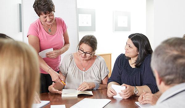 Bild Kommunikation und soziales Lernen