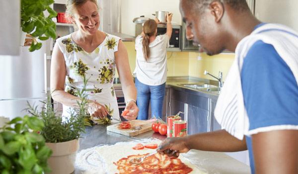 Küche NWS